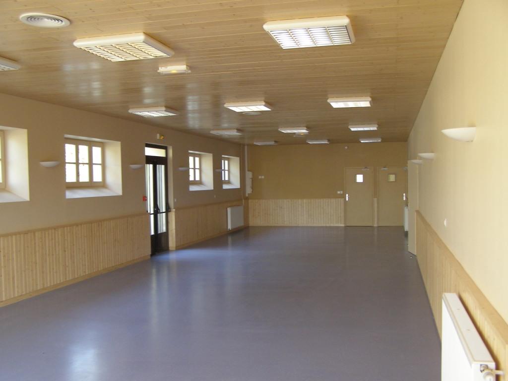 Foyer vide