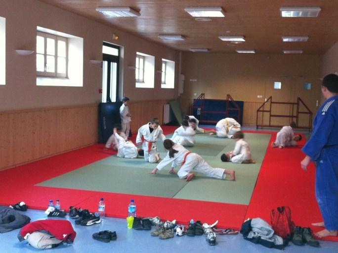 Foyer judo